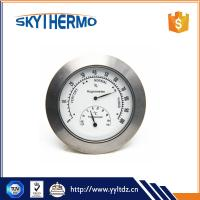 China Factory supply Chinese international bimetal thermometer and hygrometer industrial on sale