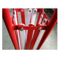 Quality Powder Coated Expandable Safety Barriers Temporary Expandable Fence Barrier wholesale