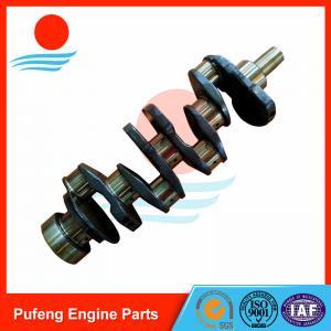 China aftermarket Yanmar crankshaft 4TNV106 part number 123900-21000 for Backhoe loader RCG POWER bulldozer on sale
