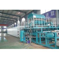 Cheap Fully automatic Paper Pulp Fruit Tray Production Line Paper Pulp Molding Machine for sale