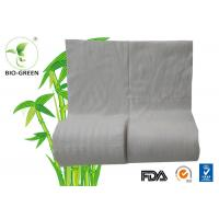 Cheap 30-60 gsm Disposable Bamboo Biodegradable Diapers With Flushable Material for sale