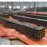 Cheap China factory price ASTM A500 Gr A B black steel tube Steel Hollow Section (100X100mm) for sale