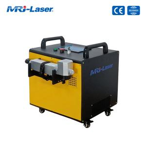 Cheap Laser Cleaning Machine For Rust Cleaning 60W 60watt 5000mm/s for sale