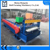 Cheap Building Automatic Roll Forming Machine Cr12 Cutting Blade Material wholesale
