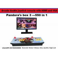 Cheap Arcade Controller Joystick Kit Pandora Box 4 hd 645 in 1 Multi Game Board Fight Stick to TV PC 2 Players Arcade Cont for sale