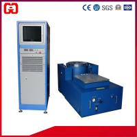 Cheap Electromagnetic Vibration Table - Vertical Horizontal One Machine for sale