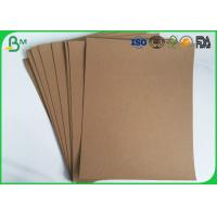 Cheap Virgin Pulp Kraft Liner Paper 250gsm 300gsm 350gsm For Carton Box / Packaging for sale