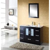 Cheap Solid Wood Bathroom Furniture - Vanity Cabinet (X-025) for sale