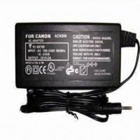 Cheap AC/DC Adapter for Digital Camera/Camcorder, Used for Canon ACK-800/SX100IS, with 3V/2A Output wholesale