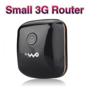 Cheap 3G Carfi with sim card slot,1500mAh mini and USB interface for sale