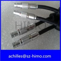Cheap 6 pin cable assembly lemo connector for sale