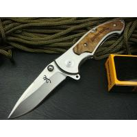Cheap Browning knife BROWNING-337( steel) hunter knife for sale