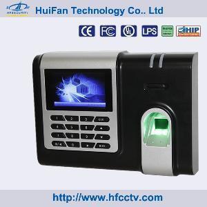 Cheap Hot Fingerprint Time Recorder, Punch Card Machine (HF-X628) for sale