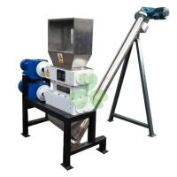 Buy cheap Capacity 0.3 tph Straw Shredder from China with Screw Conveyor from wholesalers