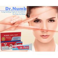 Cheap Dr Numb Top Sale Anaesthetic Numb Product No Pain Relief Pain Stop Pain Cream For Tattoo Permanent Makeup Use for sale