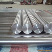 Buy cheap TP304 / TP321 / TP316TI Stainless Steel Round Bar , Pickled & Bright from Wholesalers
