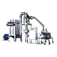 China Fine Pulverizing Machine 200kg/H Pharmaceutical Processing Equipment on sale