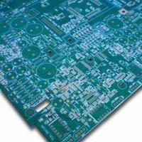 Cheap 6-layered HDI Board with OSP Finish for Mobiles, FR4, 4-mil Trace, Space, High Tg PCB, 0.333mm PTH for sale