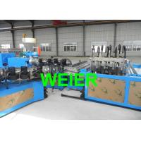 Quality Three Layer UPVC Corrugated Roof Sheeting Machine With Double Screw Extruder wholesale