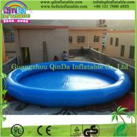 Commercial Large Inflatable Pool Inflatable Adult Swimming Pool