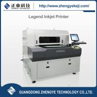 Buy cheap High Definition PCB Testing Equipment / Printed Circuit Board Inkjet Legend Printing Machine from wholesalers