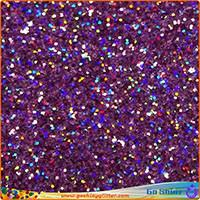 High quality Laser glitter powder for decoration, nail art, cosmetic, printing, textile etc.