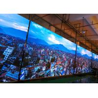 Cheap P1.92mm Led Video Wall Screen Ultra Fine Pitch High Color Fidelity SMD1010 for sale