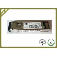 Cheap LC Connector Fiber SFP Module 10G Datarate For 10km Transmission for sale
