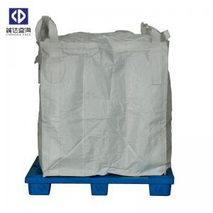 Cheap Custom 1 Ton Jumbo Bag , FIBCPolypropylene Jumbo Bags For Cement Fertilizer for sale