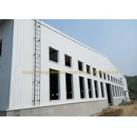 Cheap Wide Span Warehouse Steel Structure Prefabricated Warehouse Buildings In Steel for sale