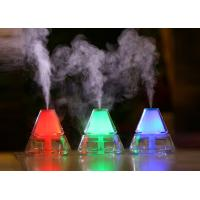 Cheap 140ML Tank Quiet Cool Mist Humidifier , Usb Powered Humidifier Portable DC5V for sale