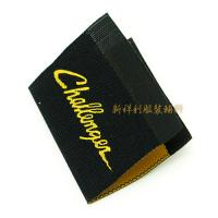 Buy cheap Damask Woven Clothing Labels With Centerfold , Woven Name Tags For Clothes from wholesalers
