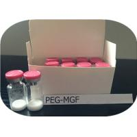 Freeze Dried Growth Hormone Peptides Peg Mgf Mechano Growth Factor 2mg / vial