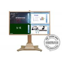 Buy cheap Meeting Room Samsung Panel Smart Interactive Information Kiosk Camera Video Conference Machine from wholesalers