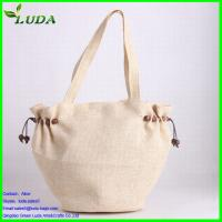 Cheap recycled non woven straw bag for sale