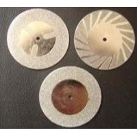 Buy cheap Diamond Saw blade  Electroplated Diamond Mini Discs lucy.wu@moresuperhard.com from wholesalers