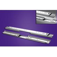 Buy cheap undermount linear 50 metal Heavy Duty Slide Rails system Custom made 47mm from wholesalers