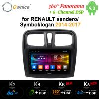 China Ownice Android 9.0 Stereo for Renault Duster/Logan 2009 2010 2011 2012 2013 4G LTE on sale