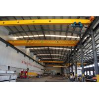 Cheap Crab Framed Electric Single Girder Overhead Cranes For General Engineering Application wholesale