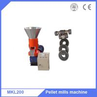 Cheap Home stove use wood waste pellet granulator mills making machine for sale