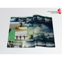 Cheap Magazine Printing / Printed Brochures / Catalogue / Brochure with CMYK Printing for sale