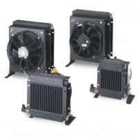 China Energy - Saving Hydraulic Oil Heat Exchanger SPAL Fan 12V - 24V For Farm Machinery on sale