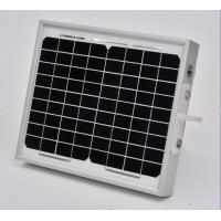 Cheap 5W Integrated Solar Street Light Aluminum Alloy Material , All In One Design Garden Light wholesale