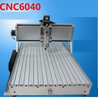 Cheap Mini 6040 CNC engraving machine (1.5KW spindle+2.2KW VFD+4 axis+Tailstock) for sale