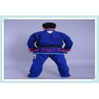 Cheap bjj gi gi jiu jitsu gi  uniform blue bjj gi for sale