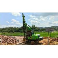 Cheap KR40A with 12m depth and 1200mm diameter High Security Green Hydraulic Piling Rig for sale