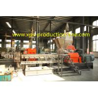 Economic Extruded Styrofoam Sheets XPS Foam Board Production Line