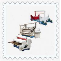 Cheap single facer high grade corrugated cardboard production line manufacturer for sale