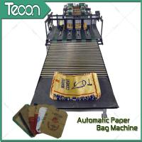Cheap High Capacity Germany Type Valve Paper Bag Making Machine No Leaking Powder wholesale