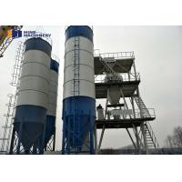 China High Efficiency Dry Batch Concrete Plant Tile Grout Production Line 380 V 50 Hz on sale